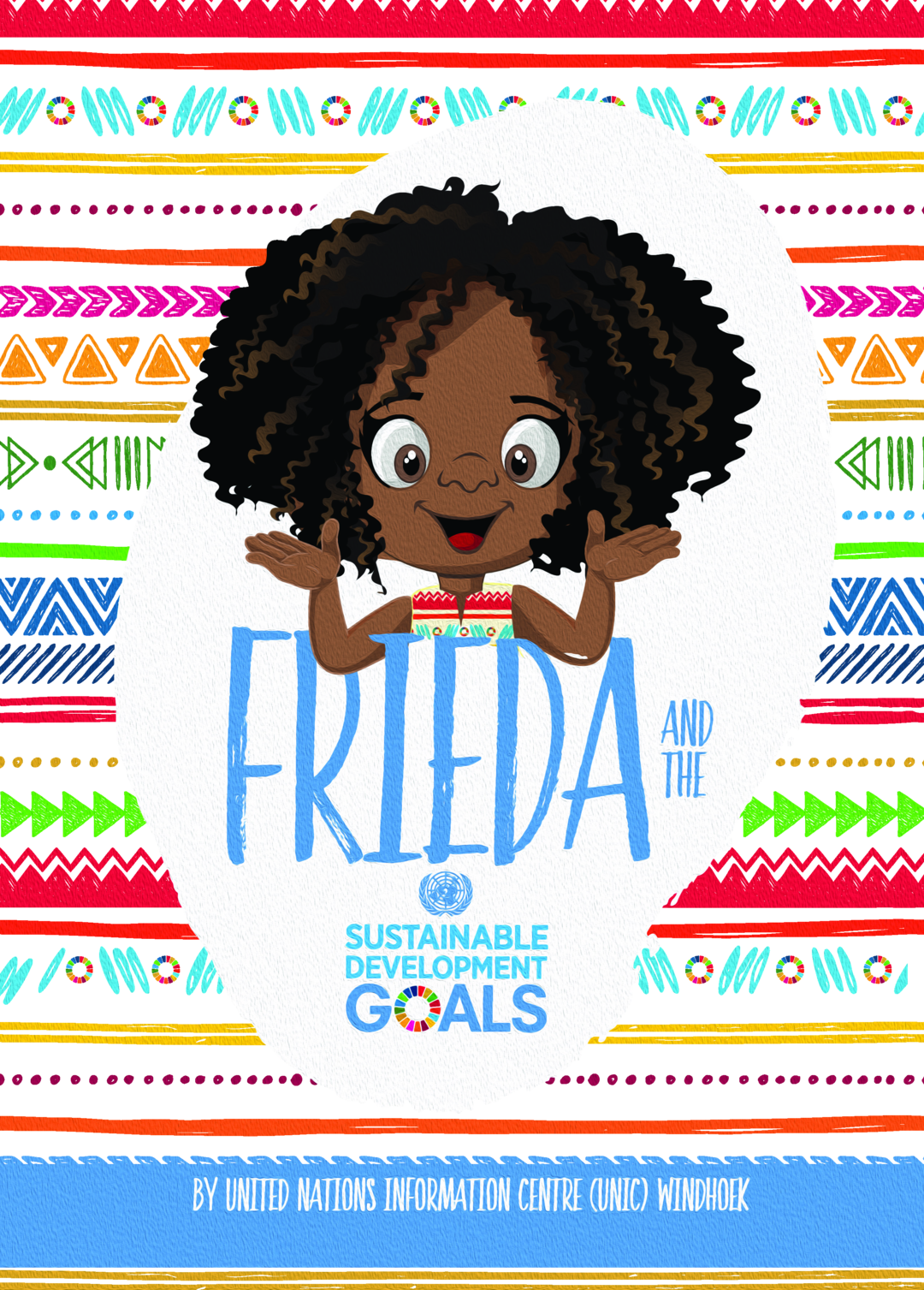 Page 1 of Frieda and the Sustainable Development Goals