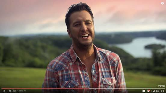 Page 50 of Luke Bryan visits Dale Hollow Lake