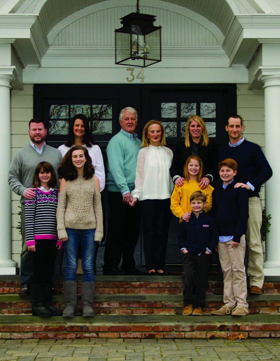 Page 1 of The Flemming Family: Three Generations of Kindness and Compassion