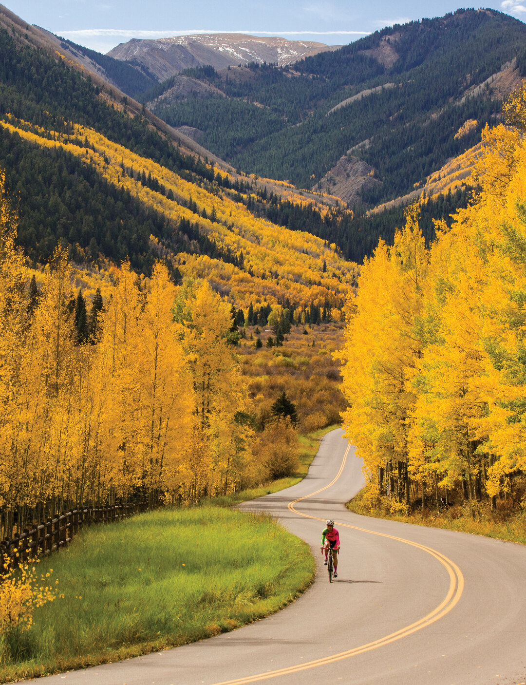 Read story: Five Easy Fall Getaways