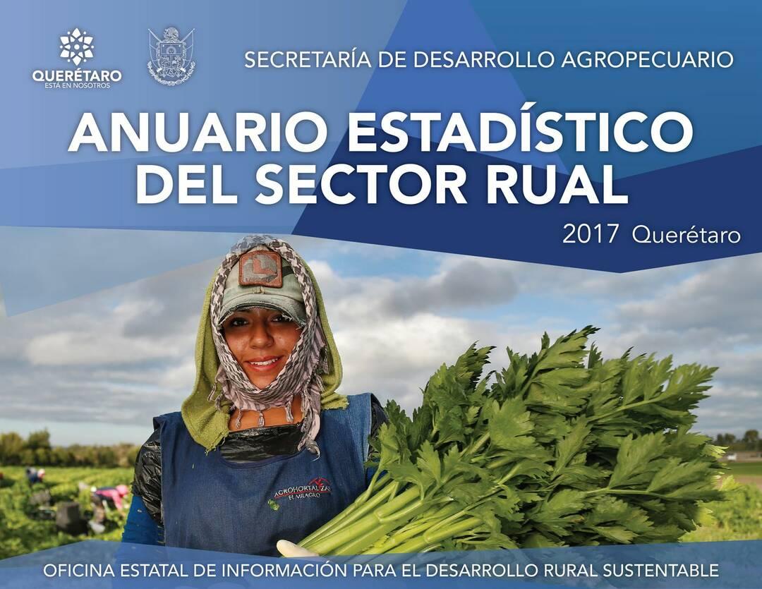 Page 1 of Anuario Estadístico del Sector Rural 2018
