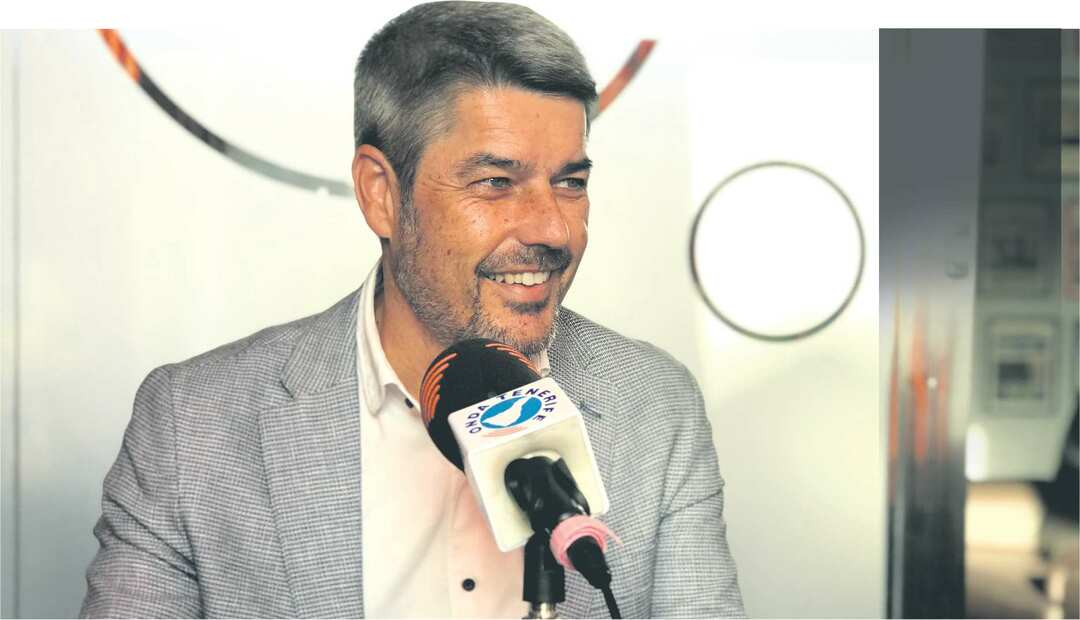 Page 6 of Alberto Bernabé, consejero de Turismo del Cabildo de Tenerife