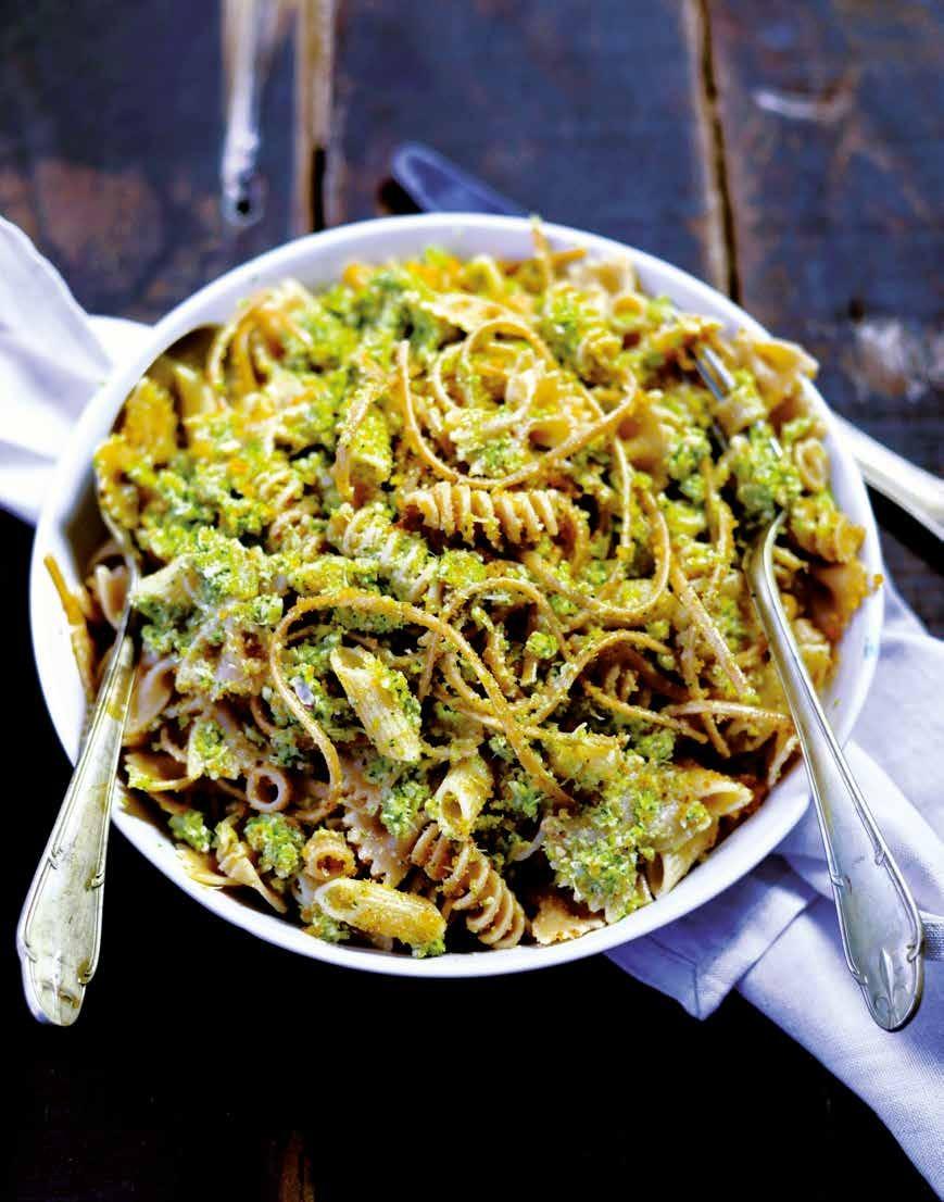 Page 24 of Fantasia di pasta, con pesto di broccoli e magie della dispensa