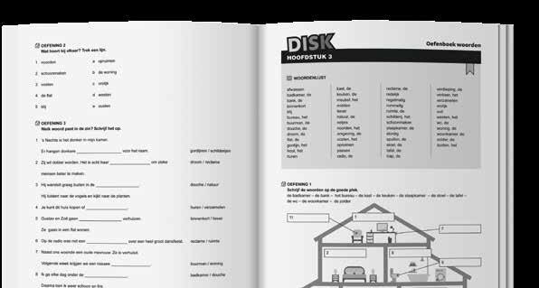 Page 4 of DISK   Online methode Nederlands