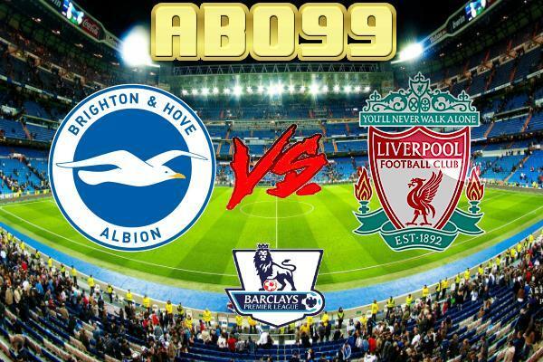 Prediksi Bola Brighton & Hove Albion vs Liverpool 12