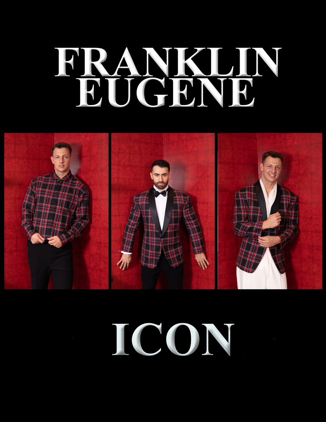 Page 1 of FRANKLIN EUGENE ICON MILAN FASHION WEEK MEN'S F/W 19/20