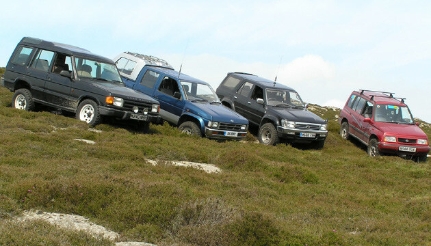 Page 52 of Off-Roading in Anglesey