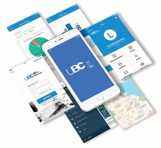 Page 38 of UBC lança aplicativo