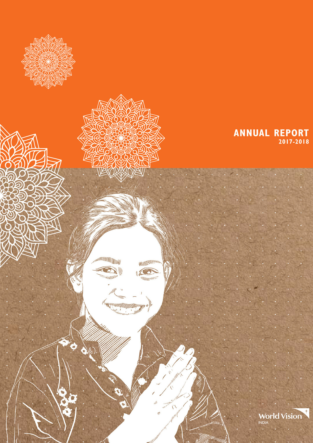 Page 1 of Annual Report 2017-2018
