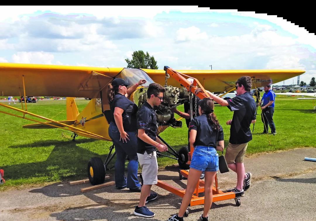 Page 22 of Lakeland Aero Club Trip to Oshkosh…Part Deux