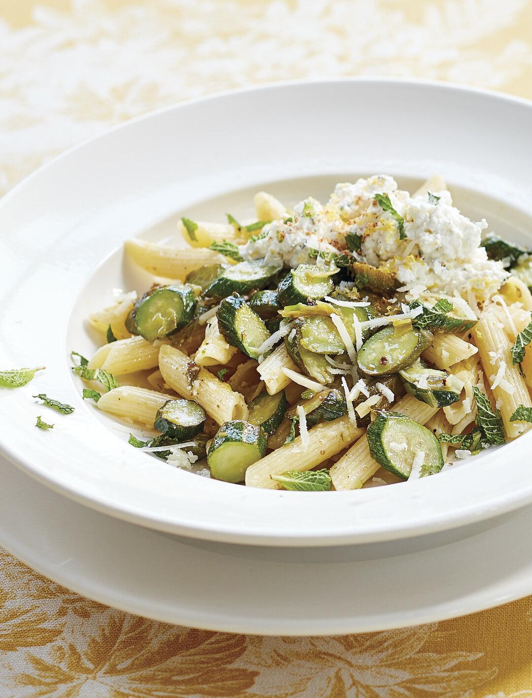 Read story: Pasta, the Italian Way