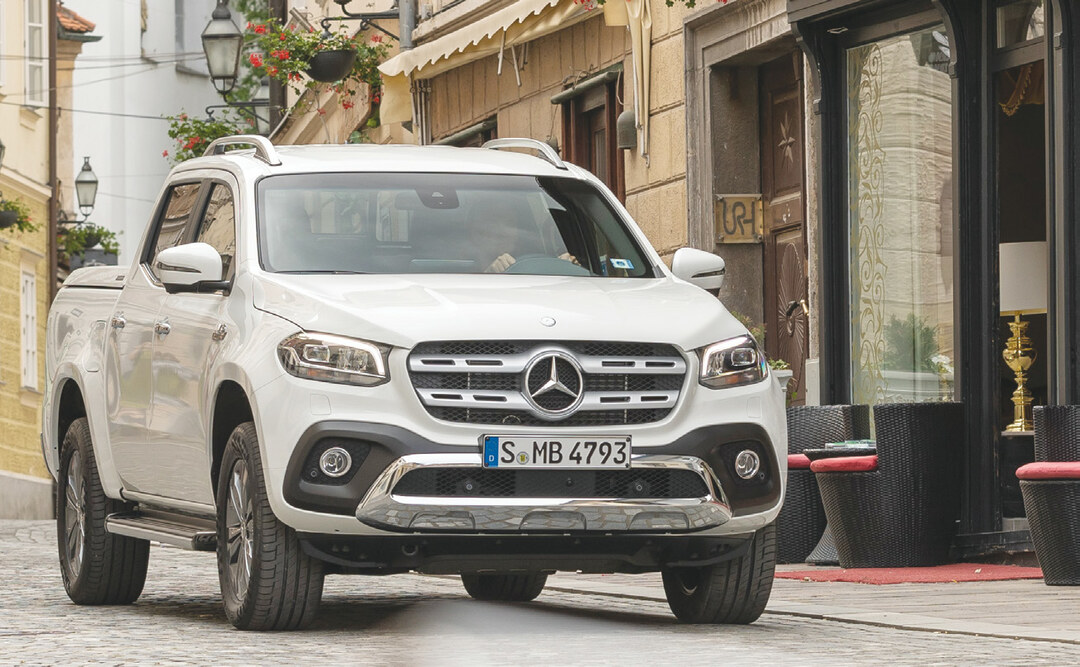Page 50 of Mercedes-Benz launches new bakkie