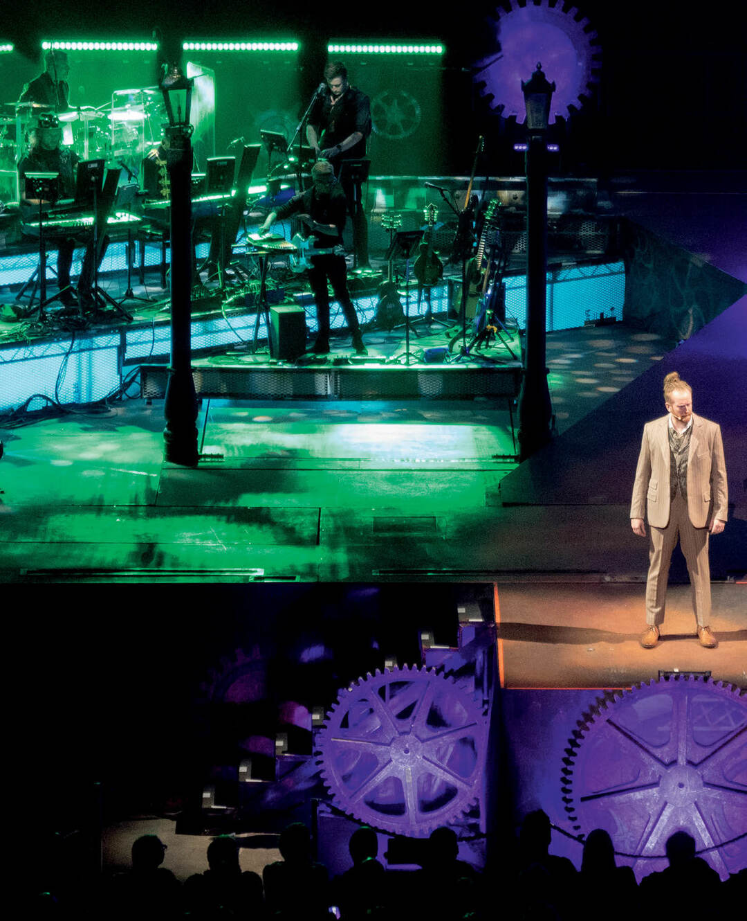 Page 24 of JEFF WAYNE'S MUSICAL VERSION OF THE WAR OF THE WORLDS: 40TH ANNIVERSARY TOUR 2018