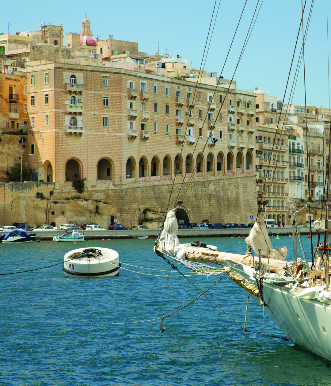 "Page 48 of ""A Broad Traveling"" Broaden the mind,  expand the heart,  feed the soul. Travel.  MALTA"