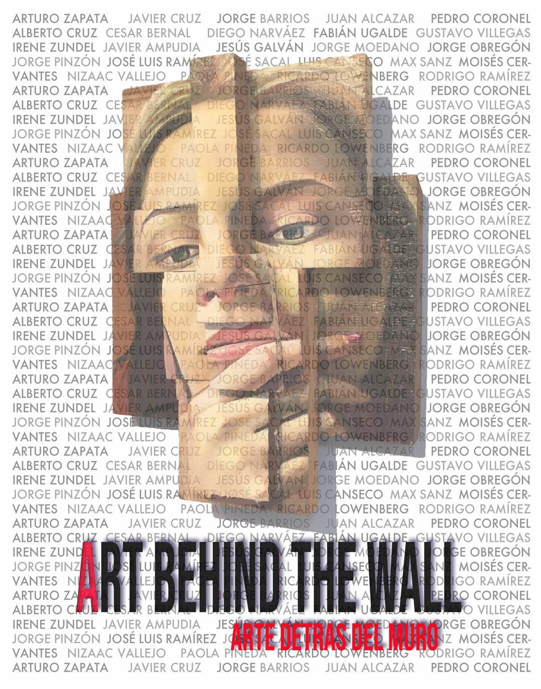 Page 1 of ART BEHIND THE WALL / ARTE DETRAS DEL MURO