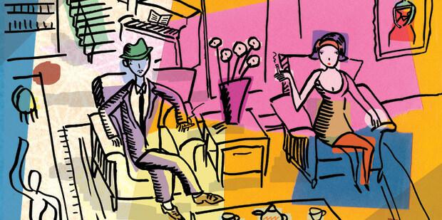 Page 14 of Santiago Cohen : The perfect cultural blend