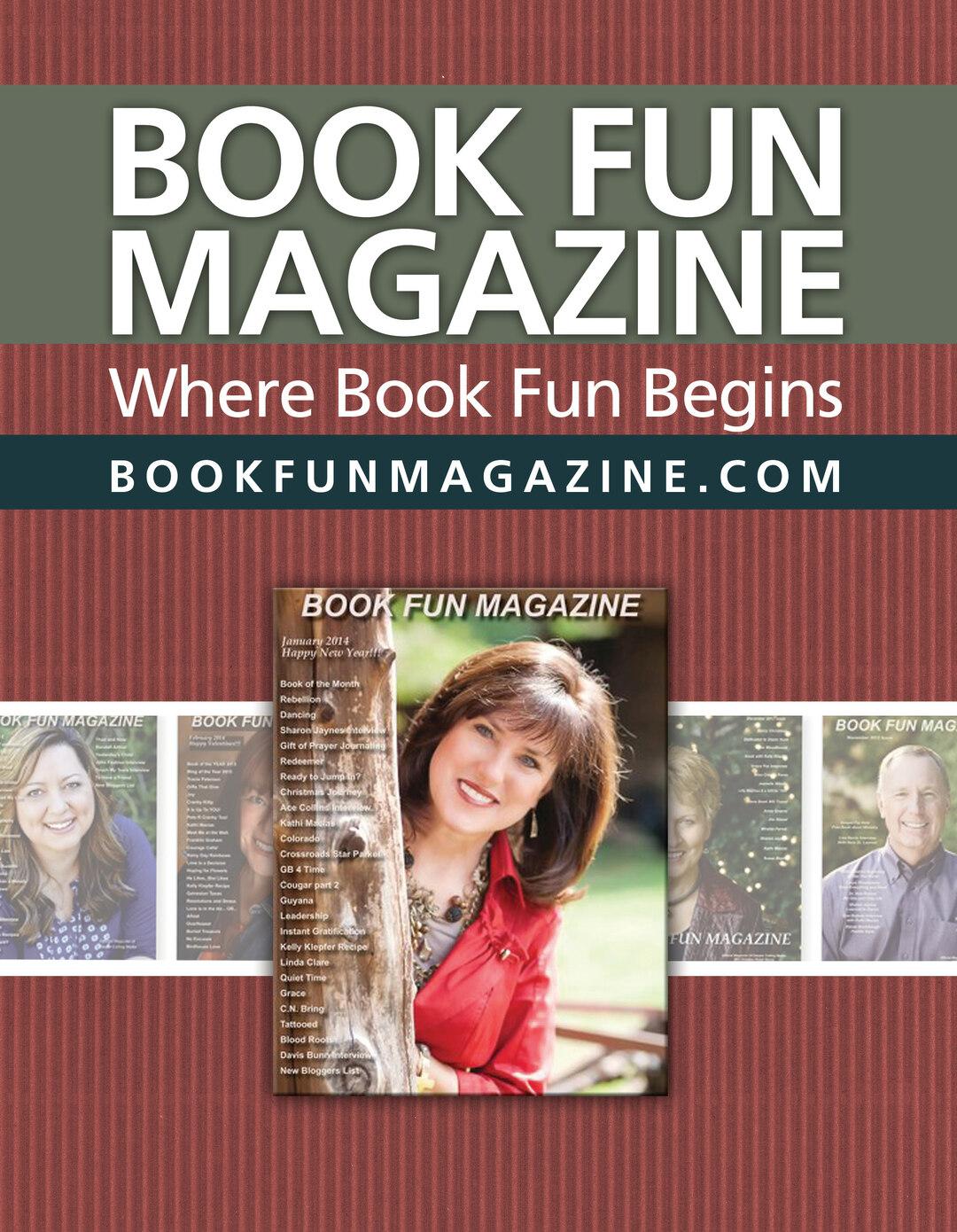 Page 26 of Book Fun Magazine