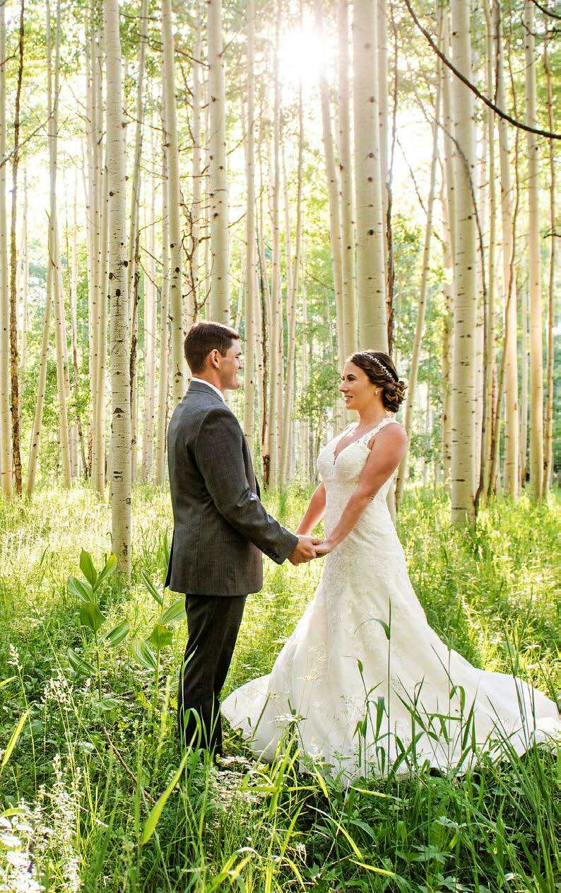Page 1 of Steamboat Springs is for Weddings