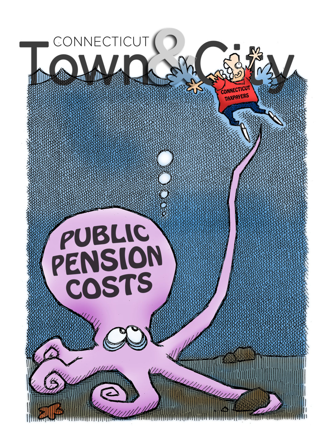 Page 1 of Pensions Will Sink Connecticut