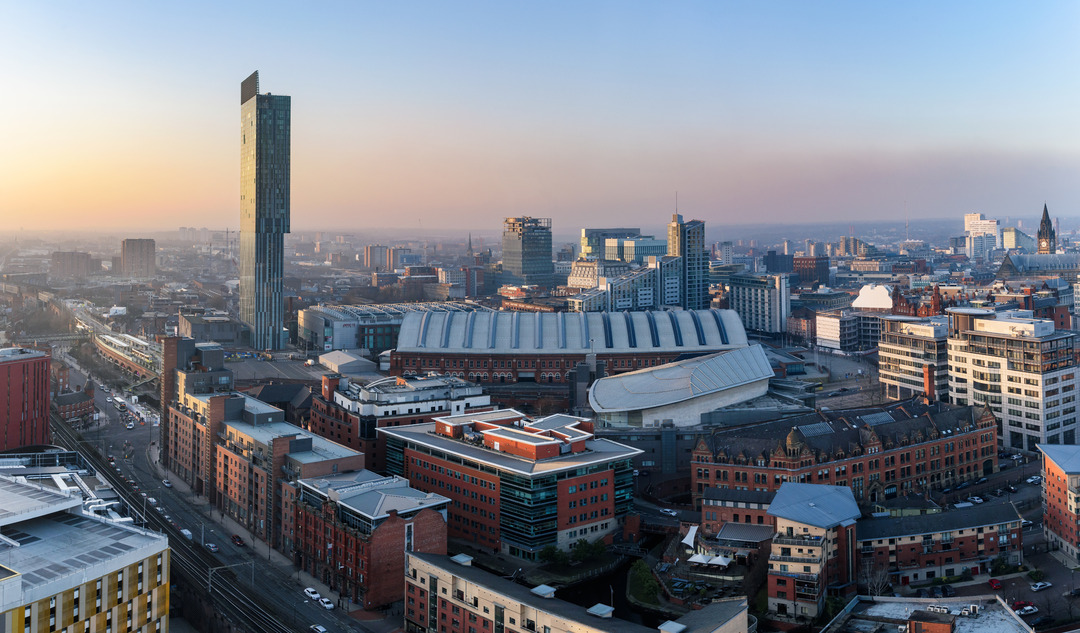 Page 20 of Manchester was the epicentre of the 1st industrial revolution and can lead the 4th revolution