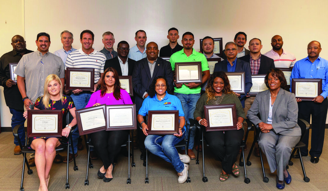 Page 12 of Austin Commercial Makes Diversity a Differentiator