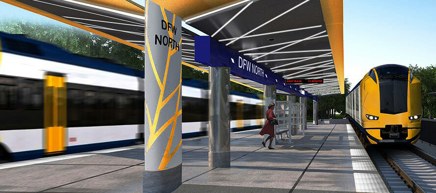 Page 32 of DART Cotton Belt Project Picks up Steam