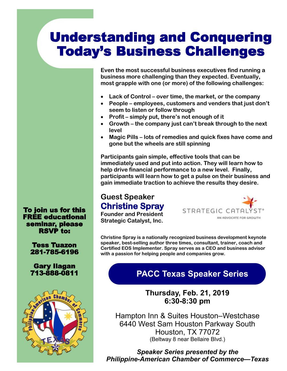 PACCTX Business Chronicles - Issuu