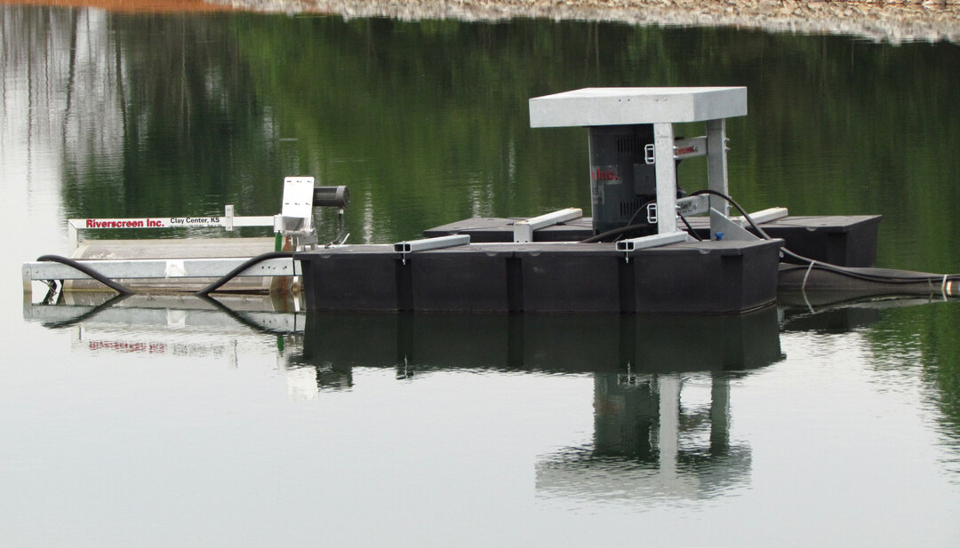 Page 36 of Riverscreen's Versatile Floating Pumps