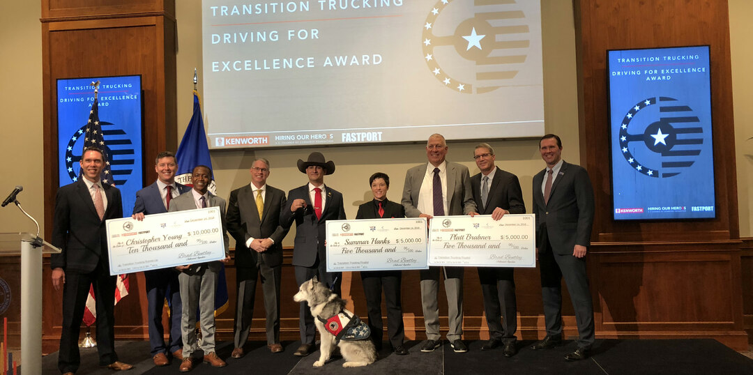 Page 2 of Platt Brabner Recognized as Top Four Transition Trucking Finalist
