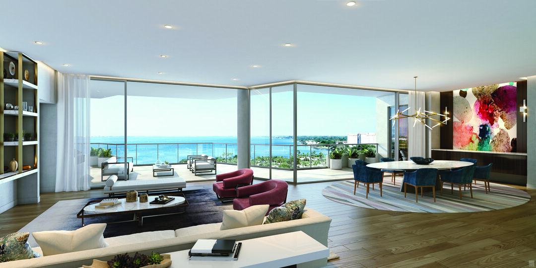 Page 2 of Panoramic Residences Overlooking Sarasota Bay