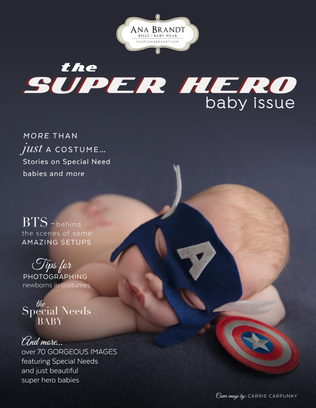 Page 1 of The Super Hero Baby