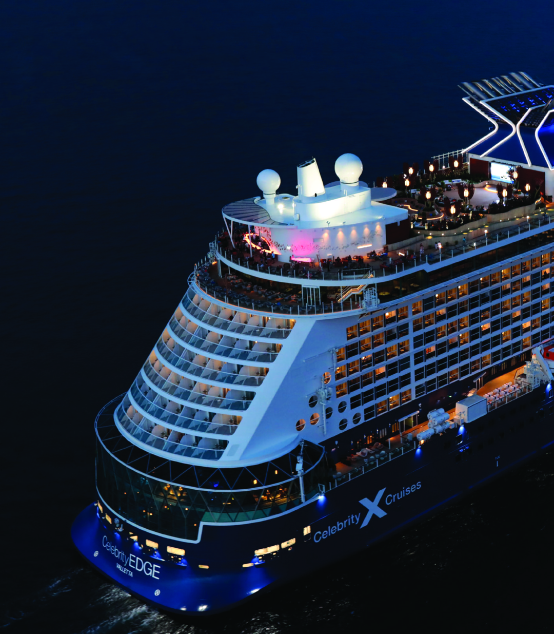Page 18 of The Cutting Edge of Luxury The Ultimate Cruise Experience:  Celebrity \u201CEdge\u201D
