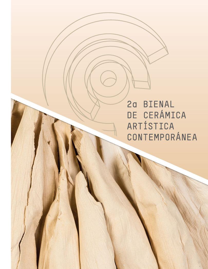 Page 1 of 2a Bienal de Cerámica Artística Contemporánea