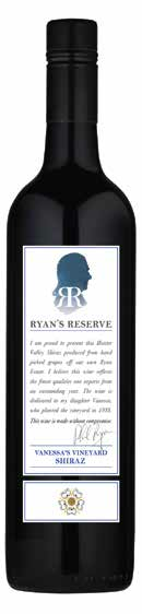 Page 6 of Ryan's Reserve Collection 'New Release'