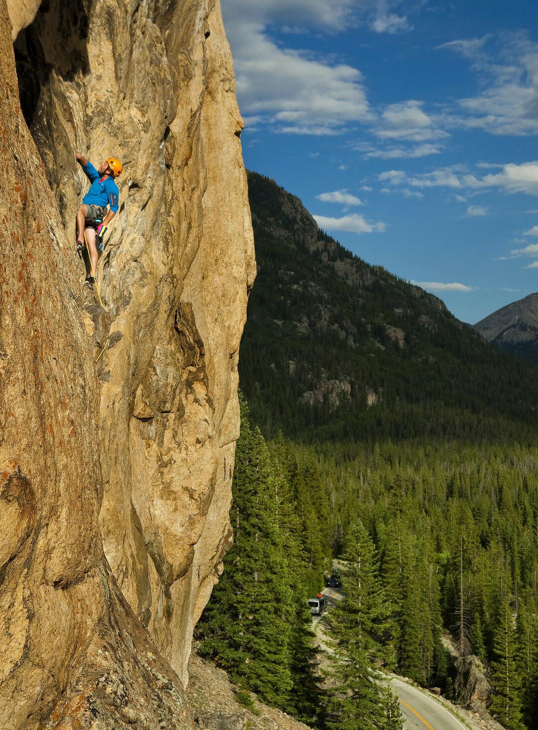 Page 34 of Top Rock Climbing Spots in Colorado