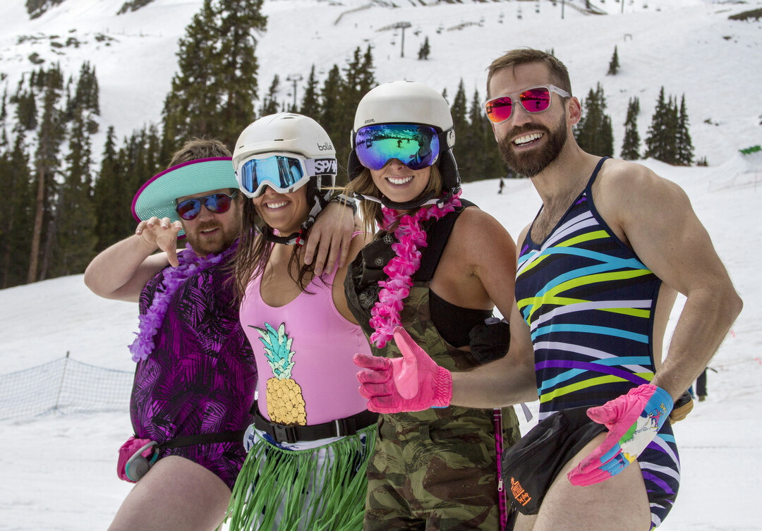 Page 4 of Spring Skiing 2019