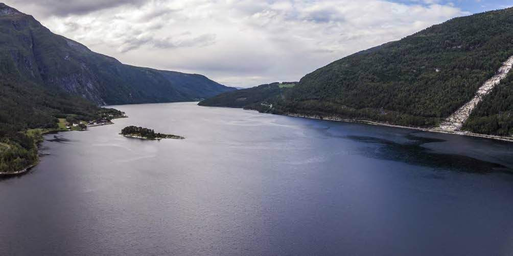 Page 24 of Cruising the Todalsfjord \u2013 Idyllic and secluded
