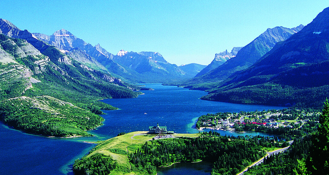 Page 12 of Experience Waterton Lakes National Park