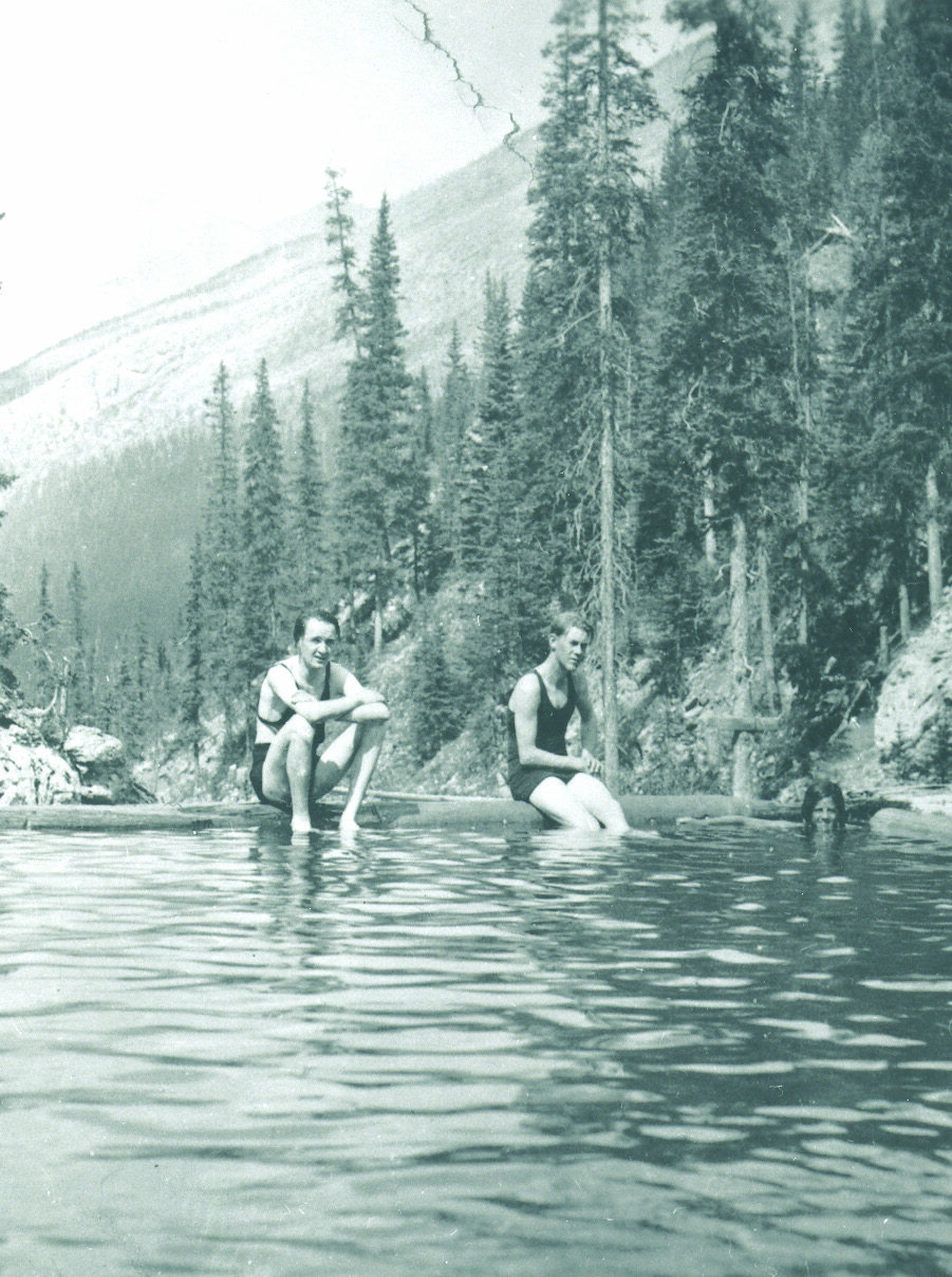 Page 39 of The History of Miette Hot Springs