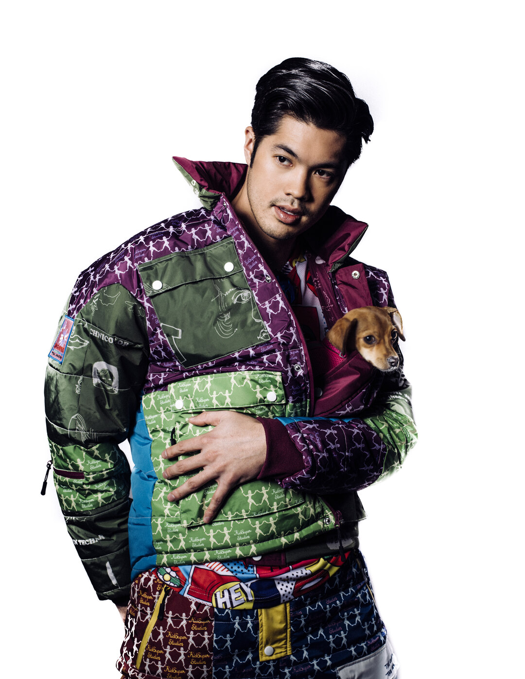 Page 4 of Ross Butler