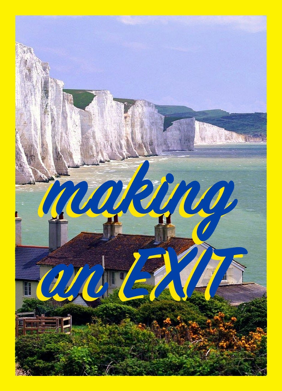 Page 1 of Making an EXIT