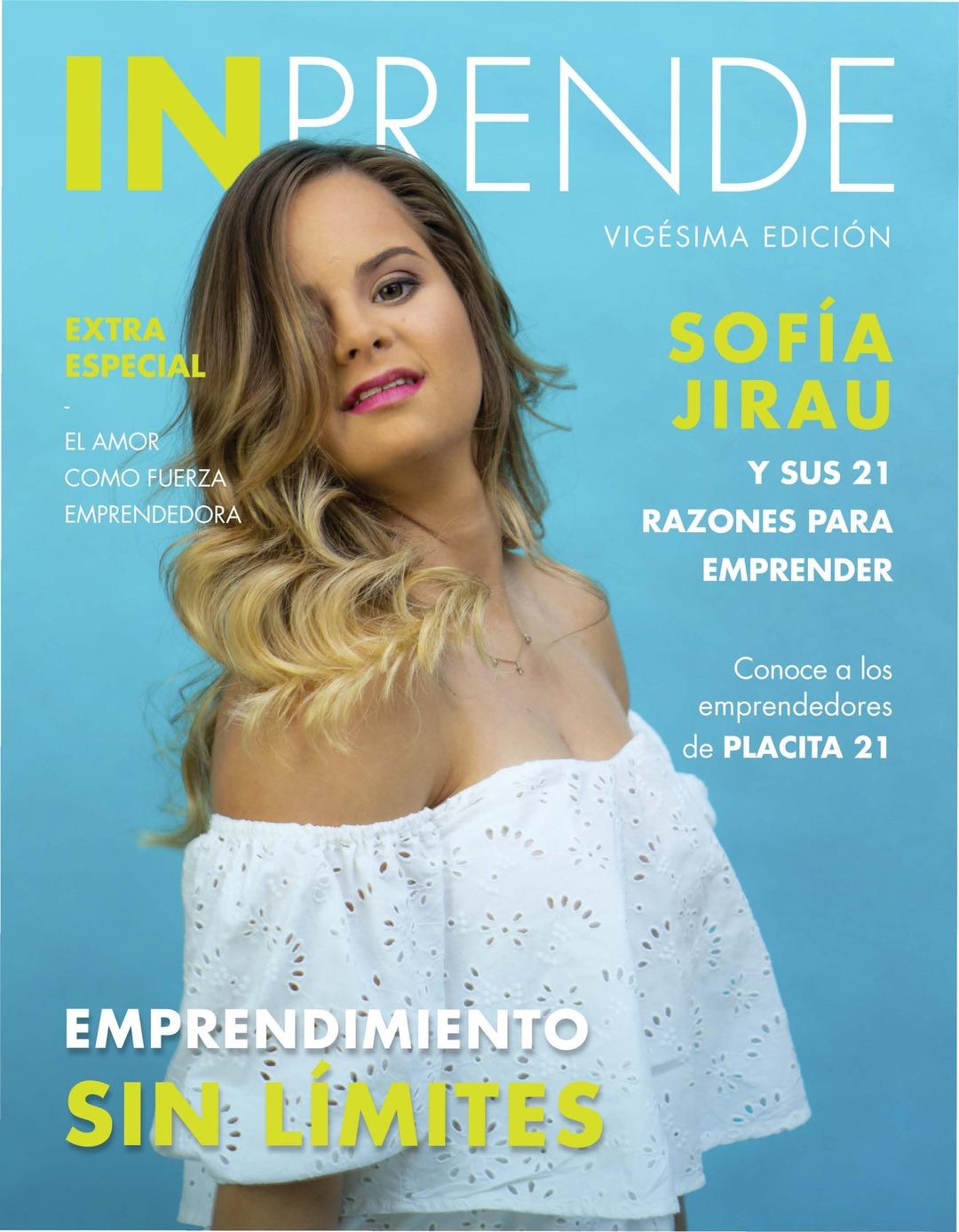 Page 1 of Revista INprende- Vig\u00E9sima Edici\u00F3n