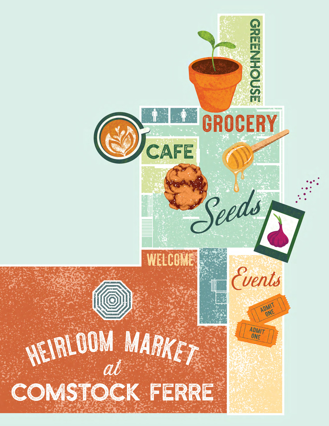 Page 112 of Heirloom Market: Planting the Seeds for Friendship, Food, and Community