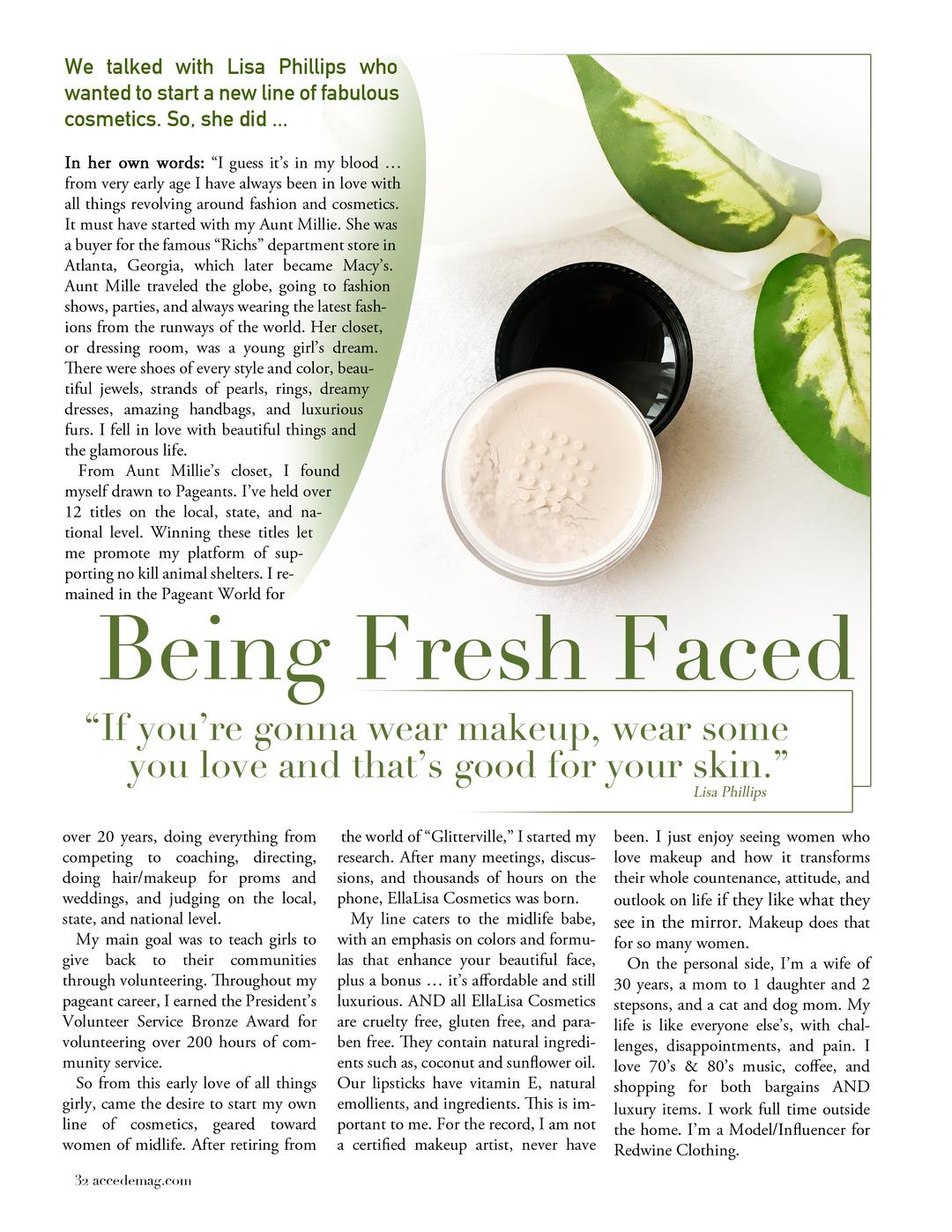 Page 34 of EllaLisa Cosmetics
