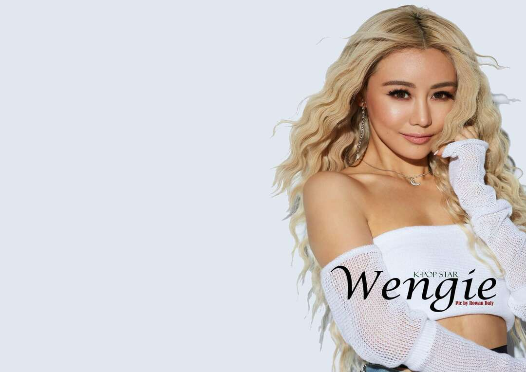 Page 8 of Wengie Talks New Single