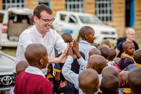 Page 102 of SWISS visits their SOS Children's Village project in Lesotho