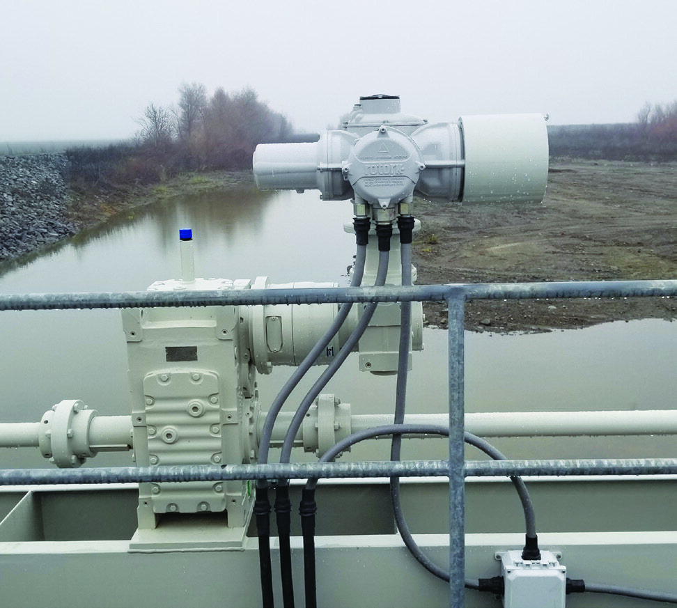 Page 66 of Trends in motion: Mechanical friction torque limiter for fish-barrier hoist
