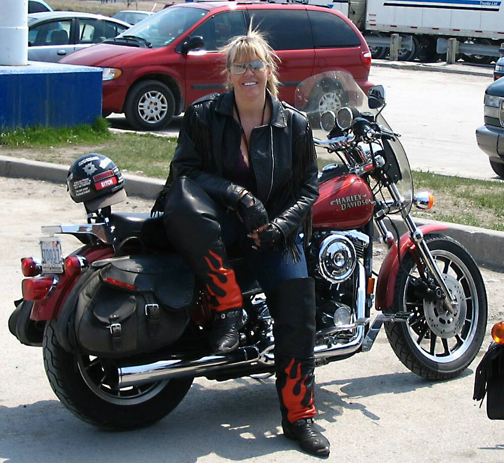 Page 32 of Women and their Motorcycles