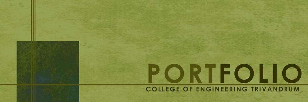 Page 1 of UG portfolio