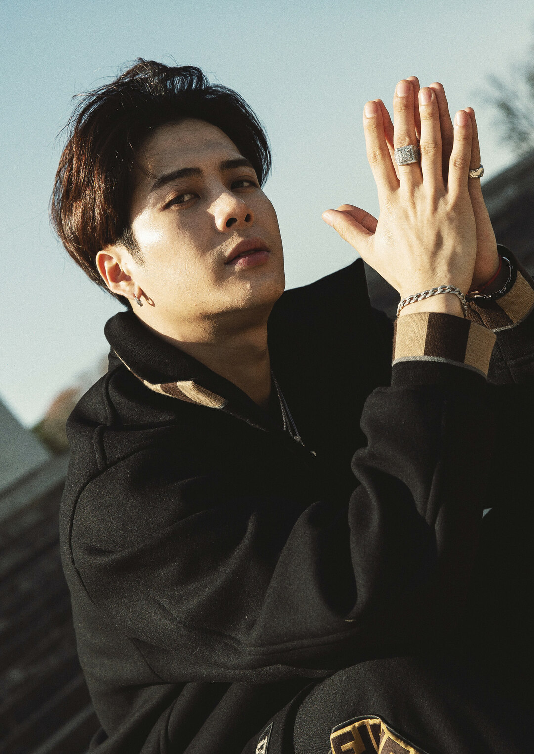 The Asian House Of Talent Jackson Wang Issuu